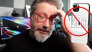 120hz on the iPhone 12 Pro Doesn't Matter...And Here's Why