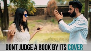 DON'T JUDGE A BOOK BY IT'S COVER | DESI PEOPLE | KARAMJALE