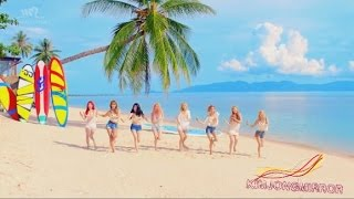 SNSD  - Party  Dance Compilation Mirrored