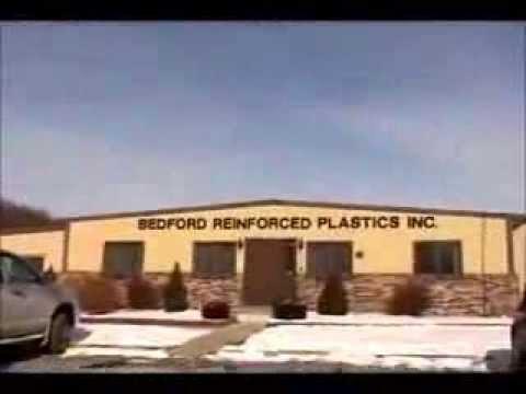 Bedford Reinforced Plastics Trailer