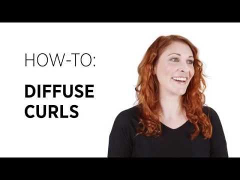 Diffuse Curls