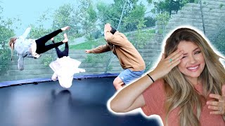 OUR BACKYARD ACTIVITY WENT WRONG!