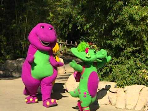 Closing to More Barney Songs 1999 VHS | VideoMoviles com