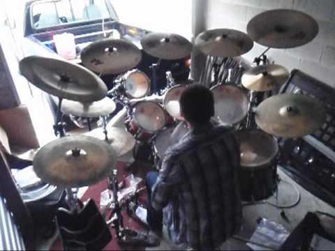 mudvayne drum cover ( a cinderella story)