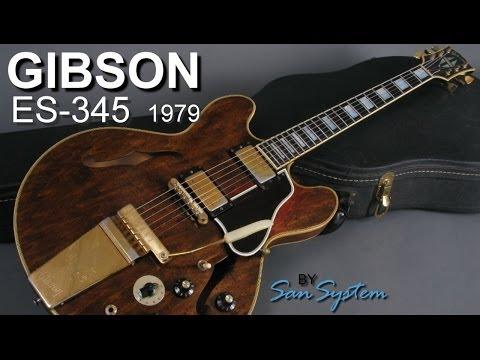 Gibson ES-345 Stereo 1979  ( Walnut )