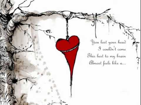 The Used- Cut Up Angels {Lyrics}
