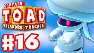 Captain Toad: Treasure Tracker - Gameplay Walkthrough Part 16 - BONUS! 100%