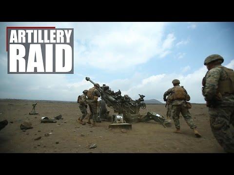 RIMPAC | Artillery Raid