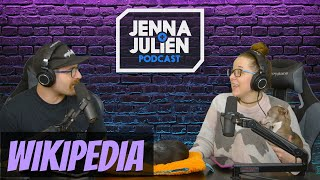 Podcast #258 - Things Jenna Wikipedia'd This Week