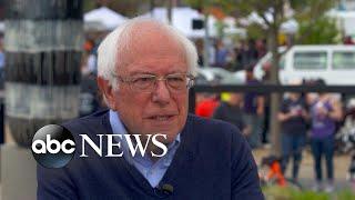 1-on-1 with 2020 hopeful Sen. Bernie Sanders [FULL INTERVIEW]