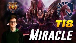 Miracle Spectre   Liquid vs Fnatic   The International 2018 Dota 2