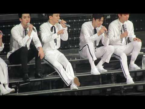 161127 Call Me Baby+Love Love Love+Lady Luck @EXO PLANET #3 EXO'rDIUM IN TAIPEI
