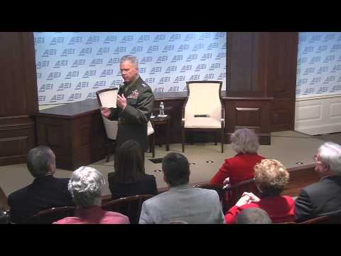 General James Amos: If America retreats, history does not end ...
