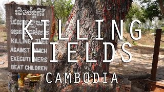 Cambodian Killing Fields | WARNING! Might be hard to watch.