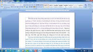cách chuyển phong chữ từ vni-times sang times new roman