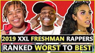 The 2019 XXL Freshmen RANKED From Worst to Best