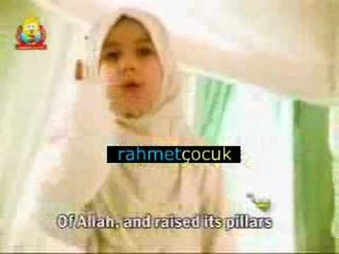 Arabic Song from Muslim Children Ibrahim Halilullah