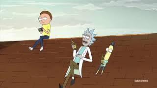 Rick and Morty All Season 4 After Credits Scenes UNCUT