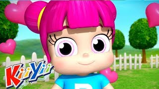BINGO | Plus Lots More Nursery Rhymes | COMPILATION by KiiYii | Songs For Kids