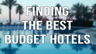 The Best Way To Find Cheap Hotels Online
