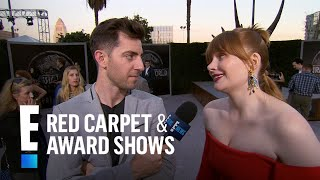 """Bryce Dallas Howard on Chris Pratt: """"He Works His Butt Off"""" 