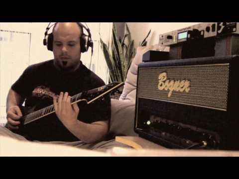 Bogner Shiva 20th demo - Metal- Torpedo Live by Two notes