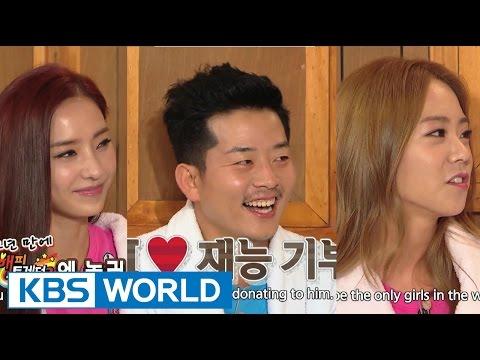 Happy Together - Han Chaeyoung, Kim Junho, Song Kyungah, & Han Seungyeon! (2015.01.01)