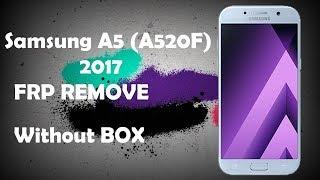 A520f U5 Firmware