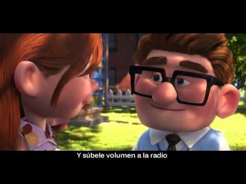 Nickelback - Lullaby (Carl & Ellie-UP)  ( Sub Esp )