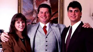 McMahon Family   Rare Family Photos of Vince, Shane, Triple H & Stephanie McMahon