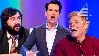 Jimmy Carr Tells Off the Audience?! | 8 Out of 10 Cats | Best of Jimmy Series 15