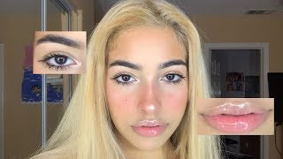 NATURAL BACK TO SCHOOL MAKEUP TUTORIAL