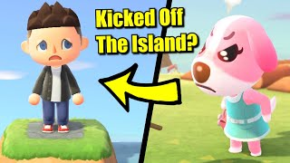 Can You Get Kicked off the Island in Animal Crossing: New Horizons?