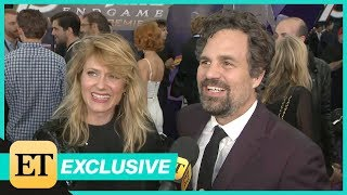 Avengers: Endgame Premiere: Mark Ruffalo FULL INTERVIEW (Exclusive)