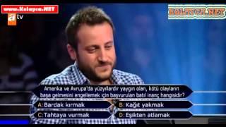 Kim milyoner olmak ister 18 Kasım 2013 286. bölüm Gökhan Bulut