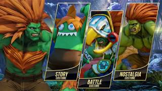 Street Fighter V - Arcade Edition: Blanka Gameplay Trailer