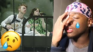 Billie Eilish - i love you (Live At The Greek Theatre) | REACTION