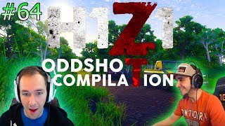 FASTEST REACTION TIME IN THE GAME?... | H1Z1 - BEST ODDSHOTS AND STREAM HIGHLIGHTS #64