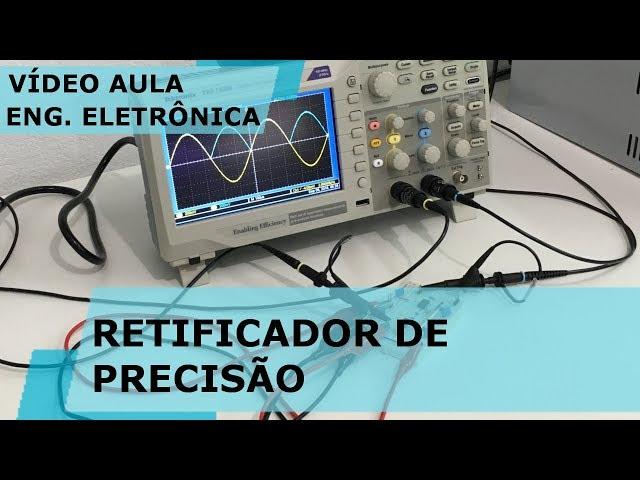 RETIFICADOR DE PRECISÃO | Vídeo Aula #238