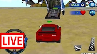 American Airplane Transport Android Gameplay 2017 #DAW