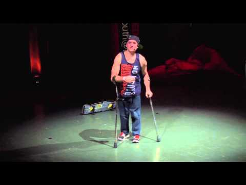 No Excuses, No Limits: Luca Patuelli At TEDxYouth@Montreal - Smashpipe Nonprofit