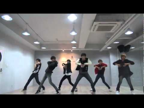 Boyfriend - Don't Touch My Girl & You're My Lady mirrored dance practice