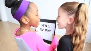 Amazing Dance by 7 Year Old and 8 Year Old Dancers! | #BESTFRIENDGOALS