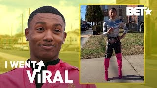 "Dremon ""Super B***h"" Cooper Is a Superhero in Pink Thigh-High Boots! 