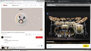 Halalkan - Ecko Show ft Sativa On Monday cover Virtual Drumming