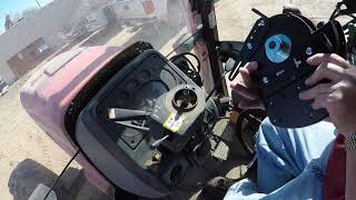 Install and Unboxing a Wheelman Pro Autosteer