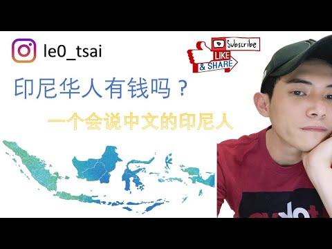 一個會說中文的印尼人 - 印尼人有钱吗 ? 看看印尼富豪的历史
