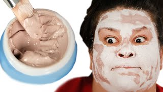 We Test Out Pink Clay Masks