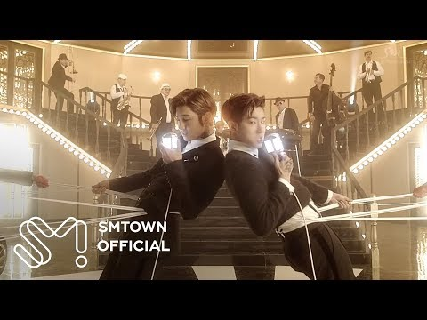 TVXQ! 동방신기_Something_Music Video