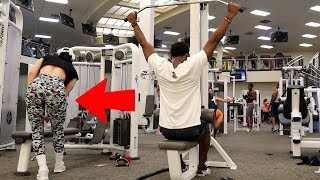 THIS WORKOUT ALMOST ENDED MY WHOLE CAREER..